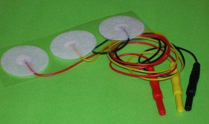 Fiab F9058P Disp. Pediatrik Kablolu Elektrot